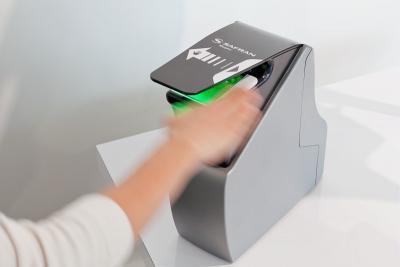 Fingerprint Technology_MorphoWave_Frictionless