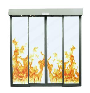 Brandwerende automatische deuren | Boon Edam
