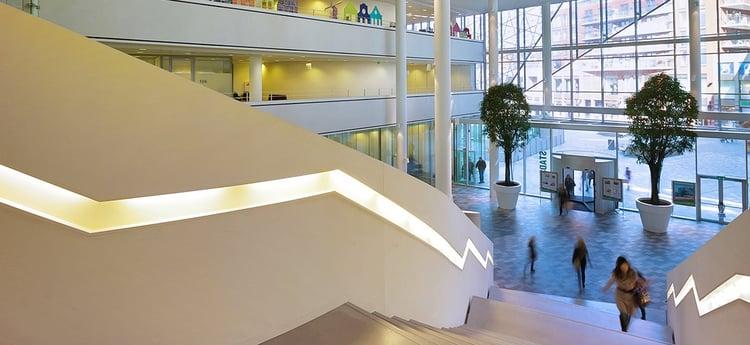 Draaideur Stadshuis Nieuwegein | Boon Edam