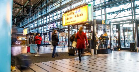 Boon Edam   Functionele toegangsoplossingen voor elke zone op luchthavens