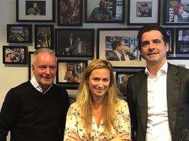 Frank Mackenzie, Fabiënne de Vries & Dirk Aldenzee