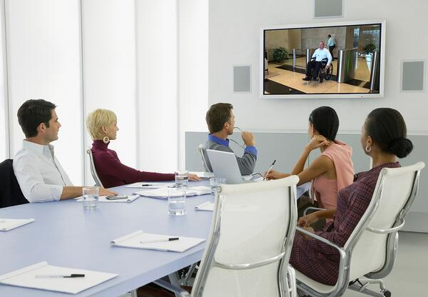 Make security entrance orientation videos available