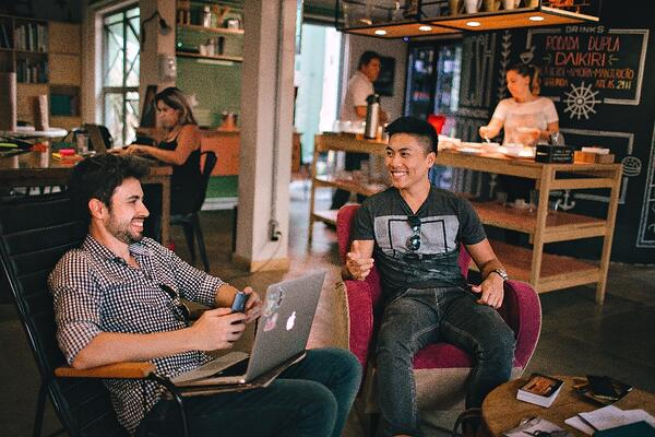 The challenge for coworking spaces is incorporating security without discouraging creativity