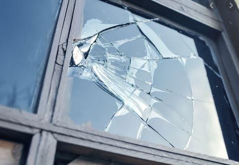 standard window glass