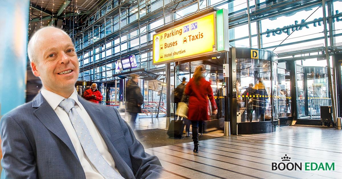 Functionele toegangsoplossingen voor elke zone op luchthavens