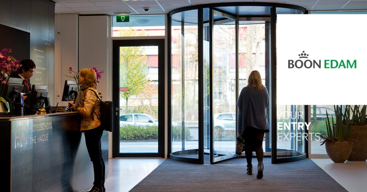 Risico-inventarisatie voor veilige tourniquetdeuren | Boon Edam