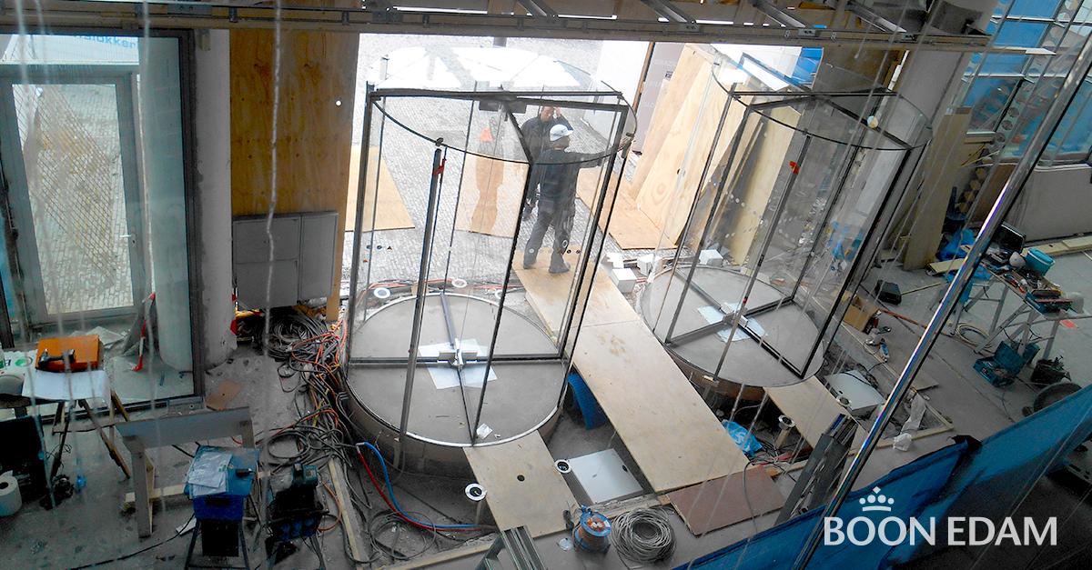 5 kostenbesparende voorbereidingen op de bouwplaats voor installatie van een tourniquetdeur | Boon Edam