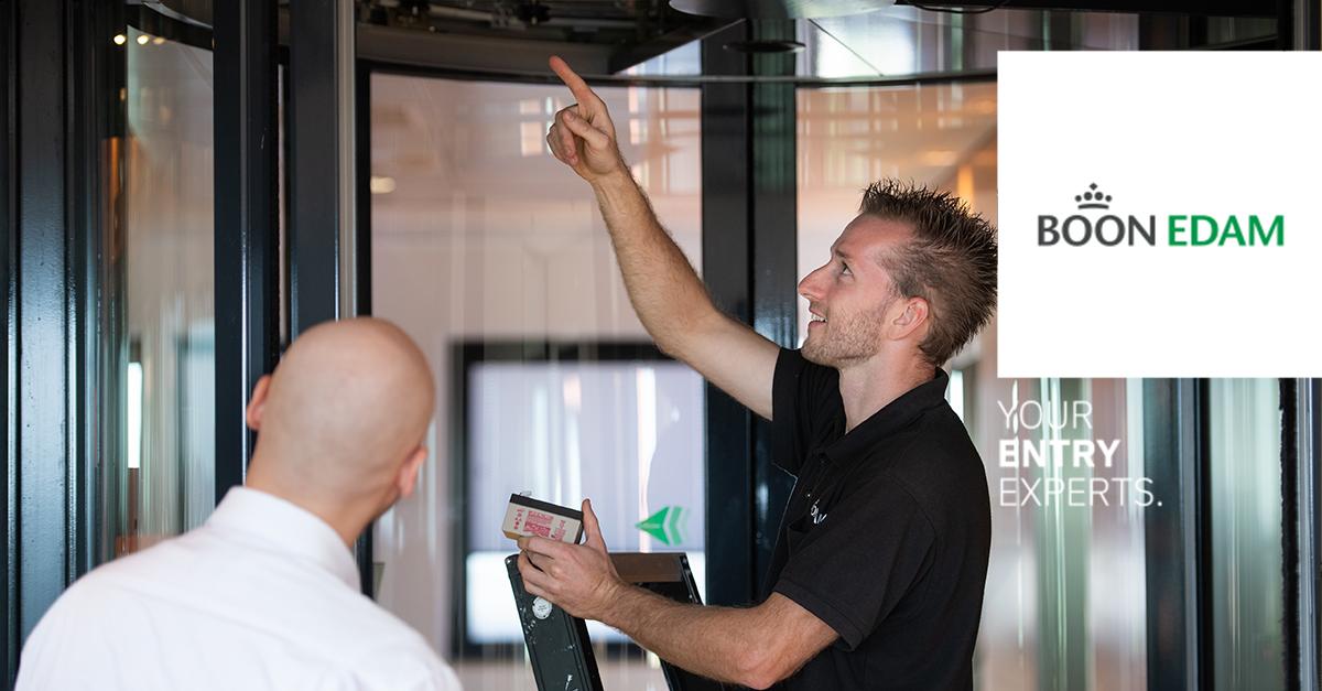 Top 4 meest voorkomende oorzaken van storingen aan een automatische deur | Boon Edam